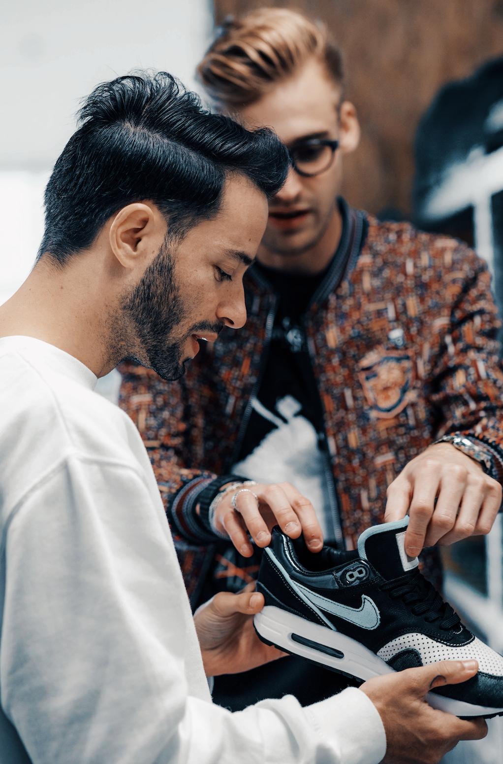 Sneakerbespoke Roel van Hoff