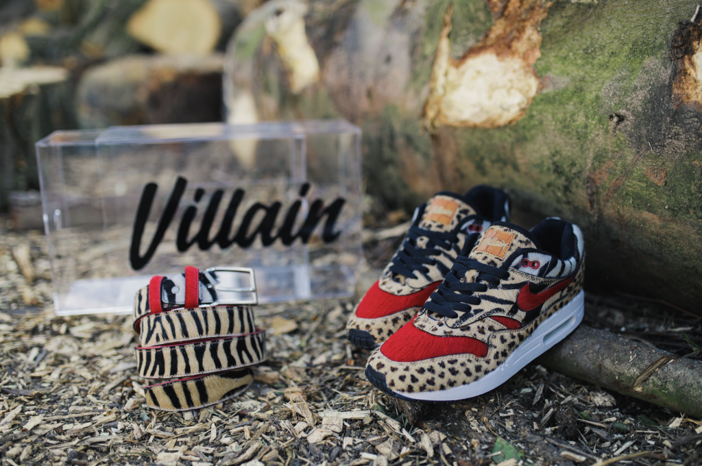 Home Sneakerbespoke MC Villain